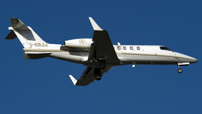I-ERJJ - Bombardier Learjet 40 - Air Four