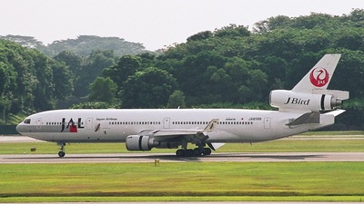 JA8588 - McDonnell Douglas MD-11 - Japan Airlines (JAL)