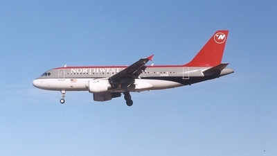 N310NB - Airbus A319-114 - Northwest Airlines