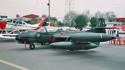 615 - Cessna A-37B Dragonfly - Chile - Air Force
