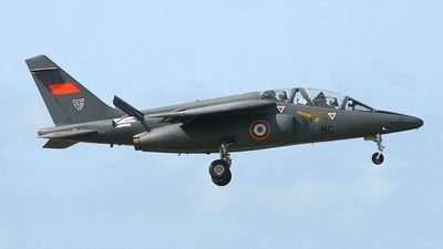 E151 - Dassault-Breguet-Dornier Alpha Jet E - France - Air Force