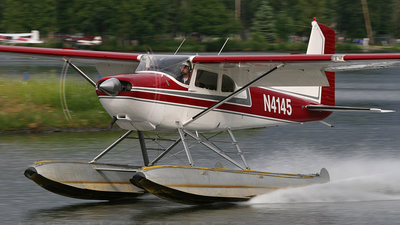 N4145 - Cessna 180 Skywagon - Private