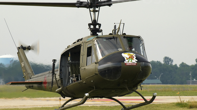 N354HF - Bell UH-1H Iroquois - Private