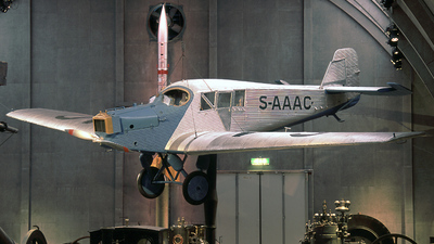 S-AAAC - Junkers F-13 - AB Aerotransport
