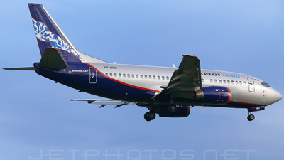 VP-BKO - Boeing 737-505 - Aeroflot-Nord