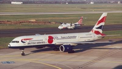 G-BMRB - Boeing 757-236 - British Airways