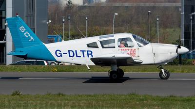 G-DLTR - Piper PA-28-180 Cherokee E - Sheffield City Flying School