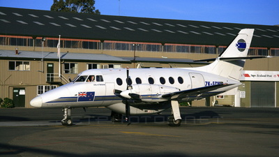 ZK-ECN - British Aerospace Jetstream 32EP - Air National