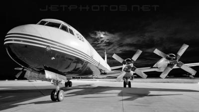 G-LOFB - Lockheed L-188C(F) Electra  - Atlantic Airlines