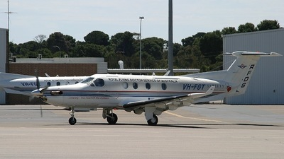 VH-FGT - Pilatus PC-12/45 - Royal Flying Doctor Service of Australia (Central Section)