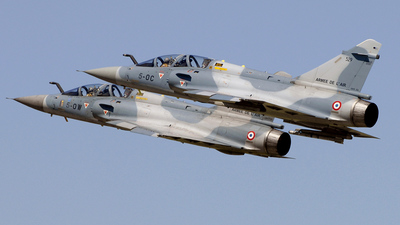 529 - Dassault Mirage 2000B - France - Air Force