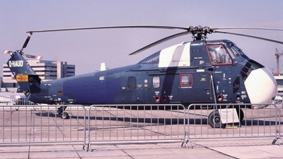 D-HAUD - Sikorsky S-58 - Untitled