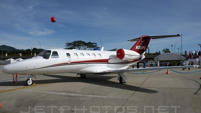 N301PG - Cessna 525A CitationJet 2 - Private