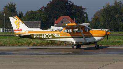 PH-HCG - Reims-Cessna FR172J Reims Rocket - Tweety Air