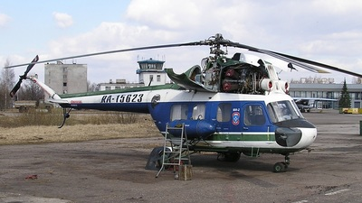 RA-15623 - PZL-Swidnik Mi-2 Hoplite - Russia - Ministry for Emergency Situations (MChS)