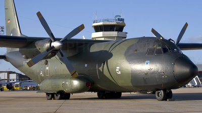 50-07 - Transall C-160D - Germany - Air Force