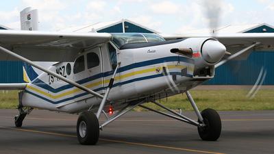ZS-MSZ - Pilatus PC-6/B2-H4 Turbo Porter - South Africa - Police