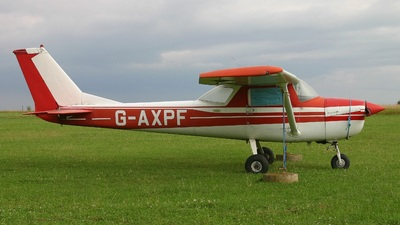 A picture of GAXPF - Cessna F150K - [0543] - © David Goose