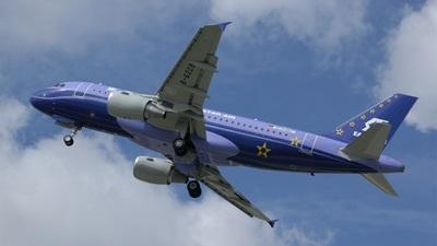 D-AVWJ - Airbus A319-112 - East Star Air