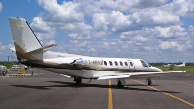 PT-MMO - Cessna 550 Citation II - Private