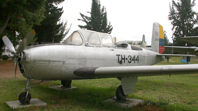 FAE344 - Beechcraft T-34 Mentor - Ecuador - Air Force