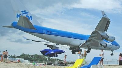 PH-BFN - Boeing 747-406 - KLM Royal Dutch Airlines