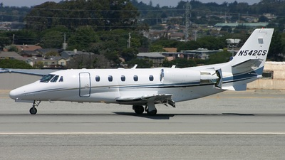 N542CS - Cessna 560XL Citation Excel - Private
