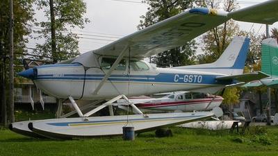 A picture of CGSTO - Cessna R172K Hawk XP - [R1722729] - © Jean-Pierre Bonin