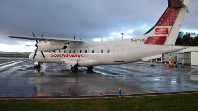 G-BYHG - Dornier Do-328-110 - ScotAirways