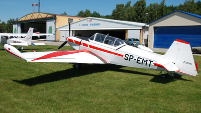 SP-EMT - Zlin 526ML - Aero Club - Rybnik