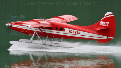 N2899J - De Havilland Canada DHC-3T Vazar Turbine Otter - Rust's Flying Service