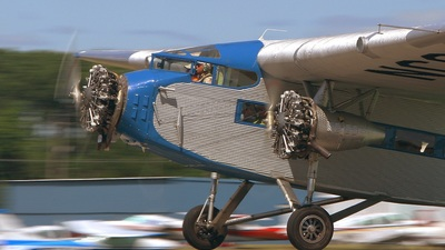 NC8407 - Ford Tri-Motor - Eastern Air Transport