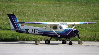 OE-ATF - Reims-Cessna FRA150L Aerobat - Private