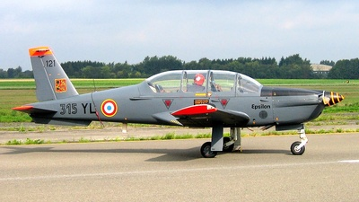 121 - Socata TB-30 Epsilon - France - Air Force