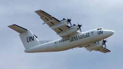 C-GFOF - De Havilland Canada DHC-7-102 Dash 7 - United Nations (Voyageur Airways)