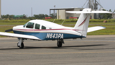 A picture of N643PA - Piper PA28RT201 - [28R7918218] - © Angel Natal
