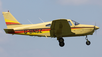 G-BNSZ - Piper PA-28-161 Warrior II - Private