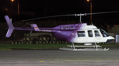 D-HHRW - Bell 206L LongRanger - Helicopter-Service Wasserthal