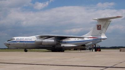 RA-76409 - Ilyushin IL-76TD - Atlant-Soyuz Airlines