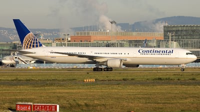 N69059 - Boeing 767-424(ER) - Continental Airlines