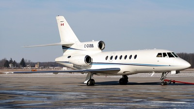 C-GXBB - Dassault Falcon 50 - Chartright Air Group
