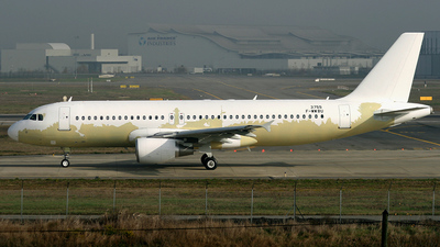 F-WWBU - Airbus A320-214 - Comoro Islands Airlines