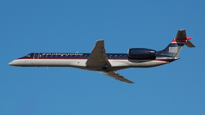 N284SK - Embraer ERJ-145LR - US Airways Express (Chautauqua Airlines)