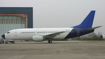 HA-LEX - Boeing 737-3Y0 - Malév Hungarian Airlines