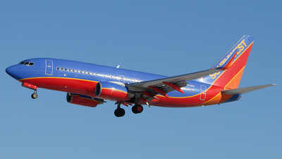 N451WN - Boeing 737-7H4 - Southwest Airlines