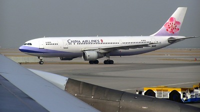 B-18579 - Airbus A300B4-622R - China Airlines