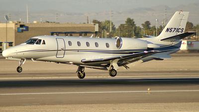 A picture of N571CS - Cessna 560XLS Citation Excel -  - © Brad Campbell