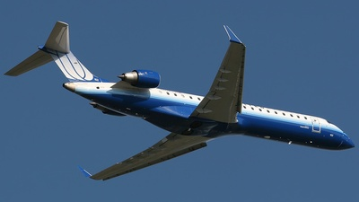 N152GJ - Bombardier CRJ-701 - United Express (GoJet Airlines)