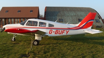 A picture of GBUFY - Piper PA28161 - [288016211] - © Glyn Charles Jones