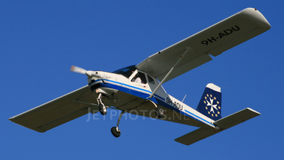 9H-ADU - Tecnam P92-J Echo - European Flight Academy